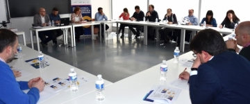 El segundo taller de Novacons reúne a los principales agentes del sector de la Cuenca de Pamplona y zona Norte de Navarra