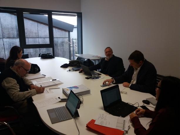 Nueva reunión de seguimiento en Francia