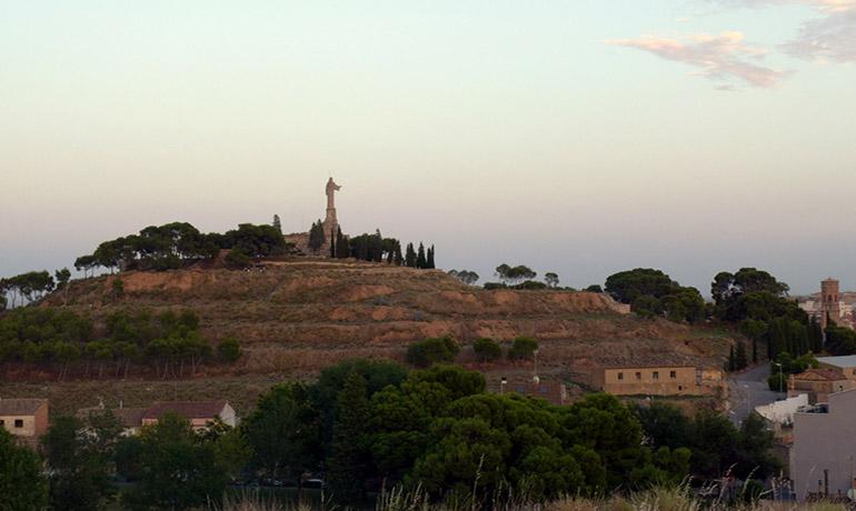 El Ayuntamiento de Tudela adjudica la redacción y dirección del proyecto del Cerro de Santa Bárbara en el marco de la iniciativa europea NOVACONS