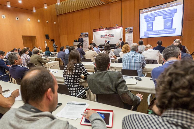 Gran éxito de la I Jornada sobre productividad en la construcción #InnoLEANco, organizada por la FLC Navarra