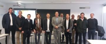 Mesa de trabajo sobre estudio de infraestructuras y edificios dotacionales en Navarra