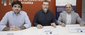 La innovación en la industria de la construcción apoyada en la capacitación profesional une a Navarra y Aquitania