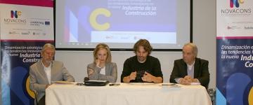 Présentation du projet européen Novacons, qui promeut un noveau modèle de construction pour la Navarre